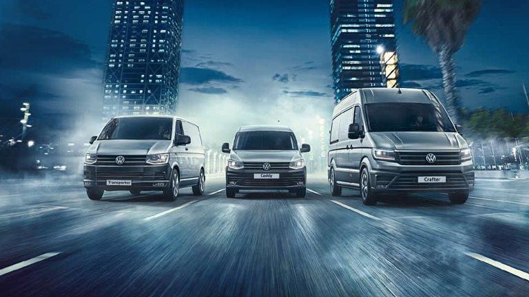 Veicoli commerciali Volkswagen a Padova e provincia