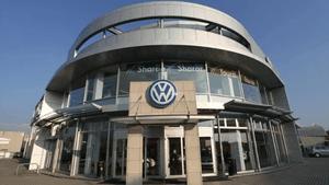 Concessionaria Volkswagen e Skoda a Padova in Via C. Goldoni.